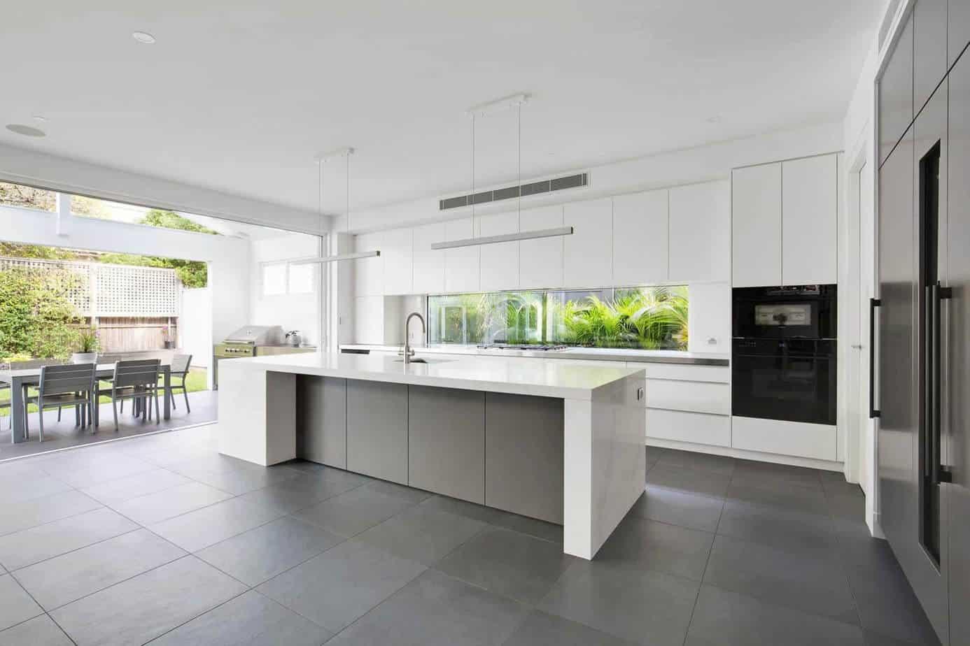 Acrylic Kitchen Cabinets 2