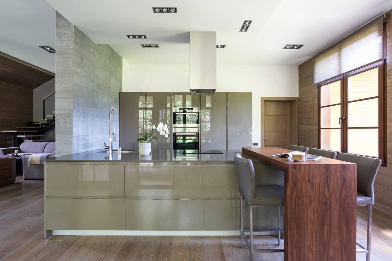 Acrylic Kitchen Cabinets 7