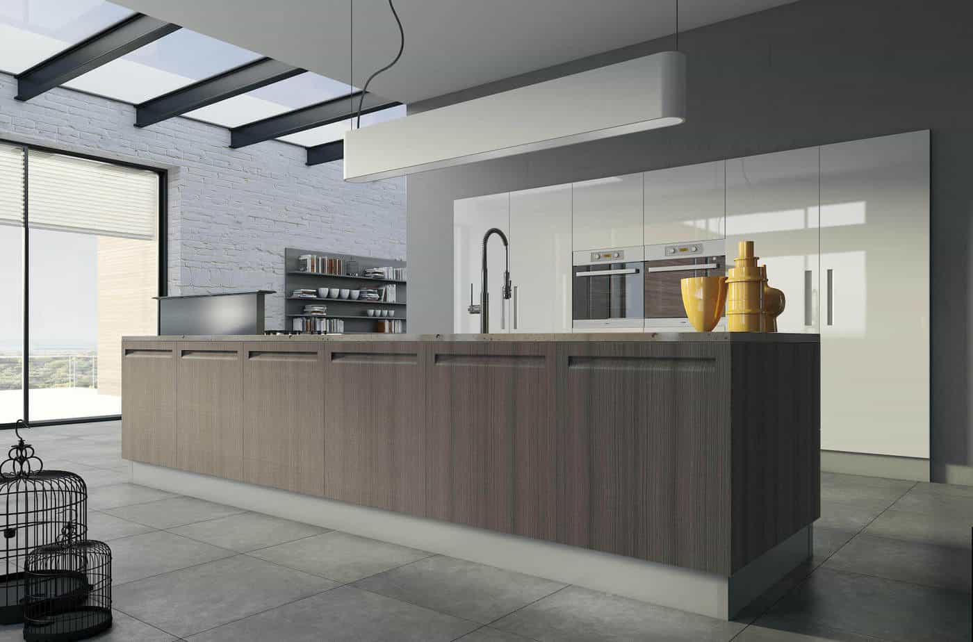 High Quality Solid Wood Kitchen Cabinets