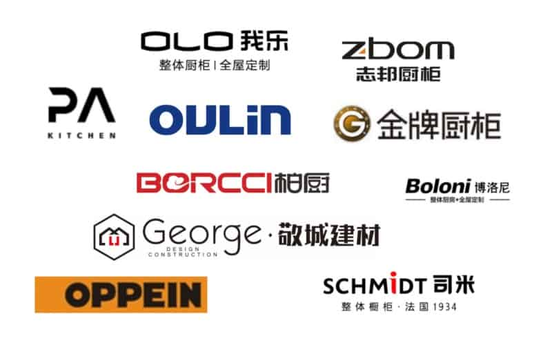 Top 20 Kitchen Cabinet Manufacturers in China