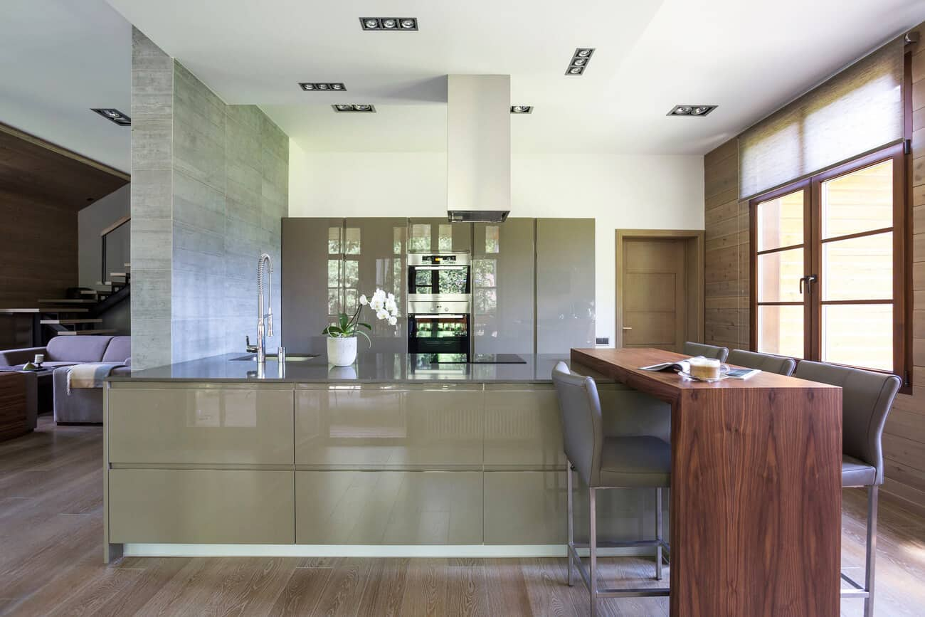 Lacquer Paint for Kitchen Cabinets