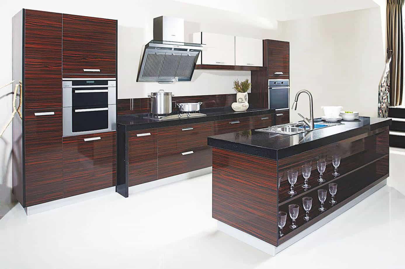 Veneer Kitchen Cabinets