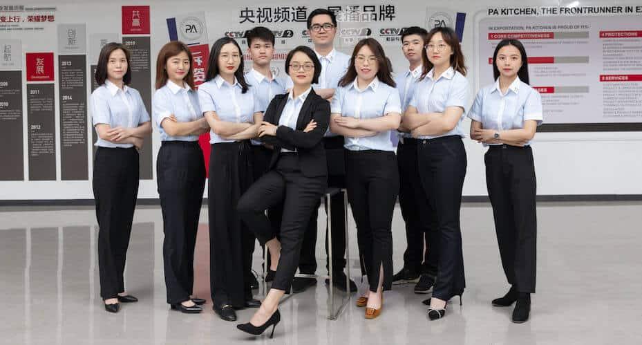 PA Design Team
