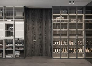 Custom fitted wardrobes