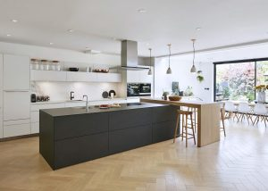 Semi-custom cabinets