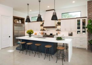 What Features Define the White Shaker Style Cabinets_